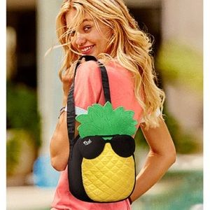 VS Pink | Insulated Pineapple Cooler